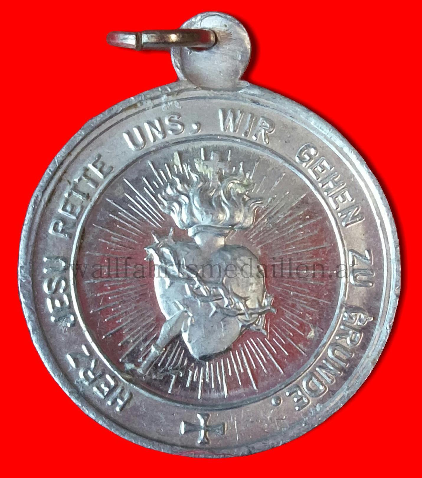 Medaille der Herz Jesu Bruderschaft