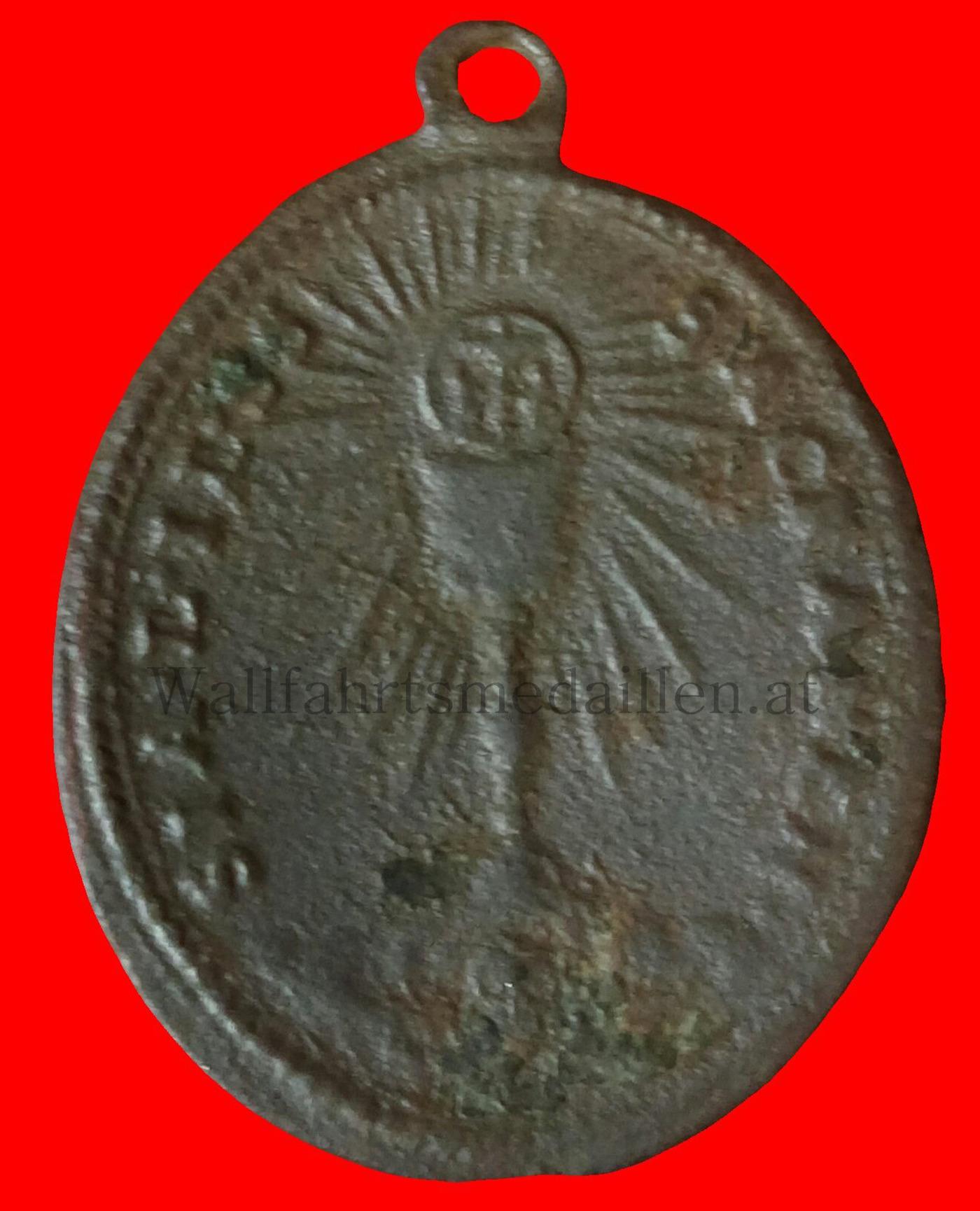 Das Ordensymbol der Jesuiten