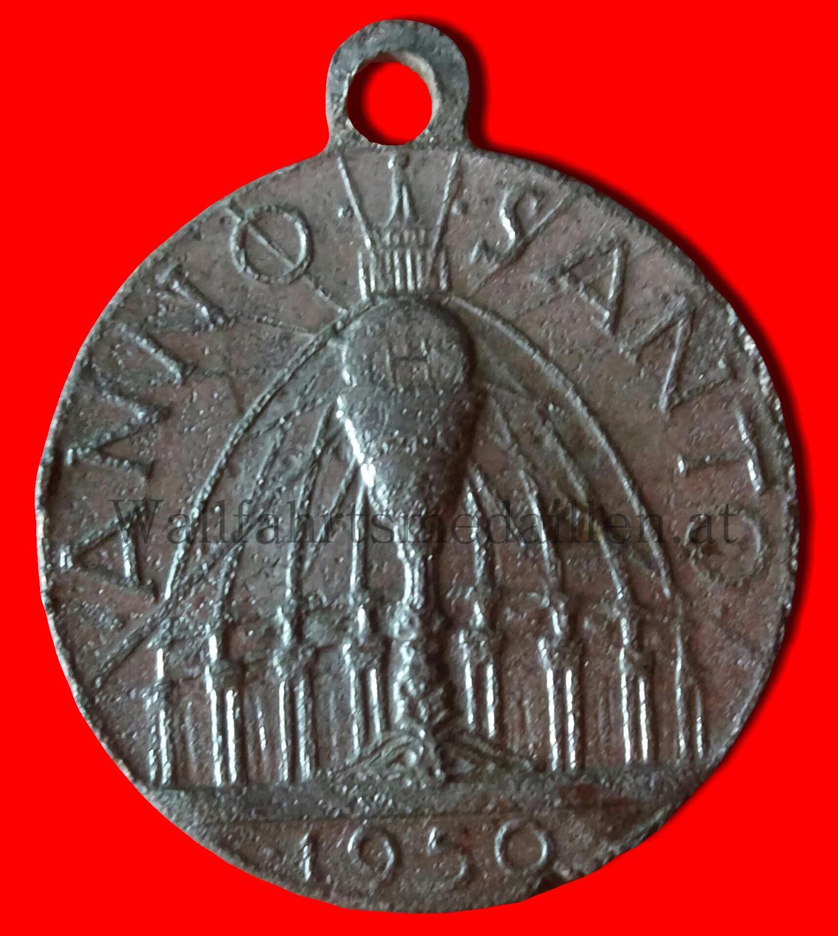 Medaille zum Jubeljahr 1950
