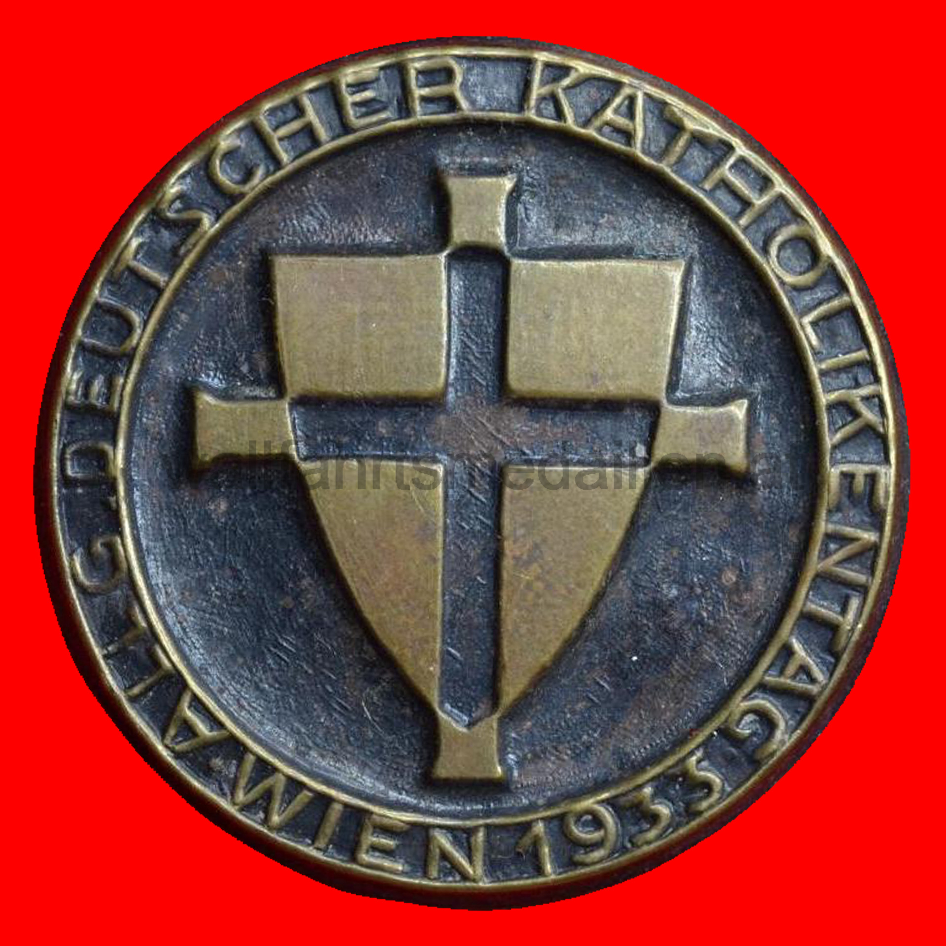 Allgemeiner Deutscher Katholikentag Wien 1933