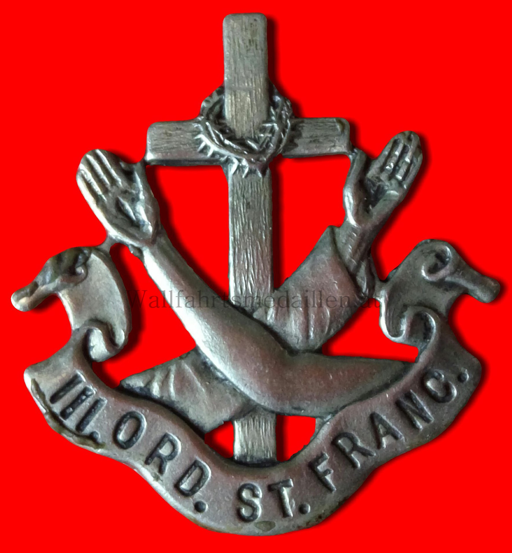 Abzeichen der Franziskanischen Gemeinschaft