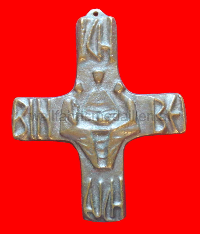 Kommunionskreuz XX Jhd