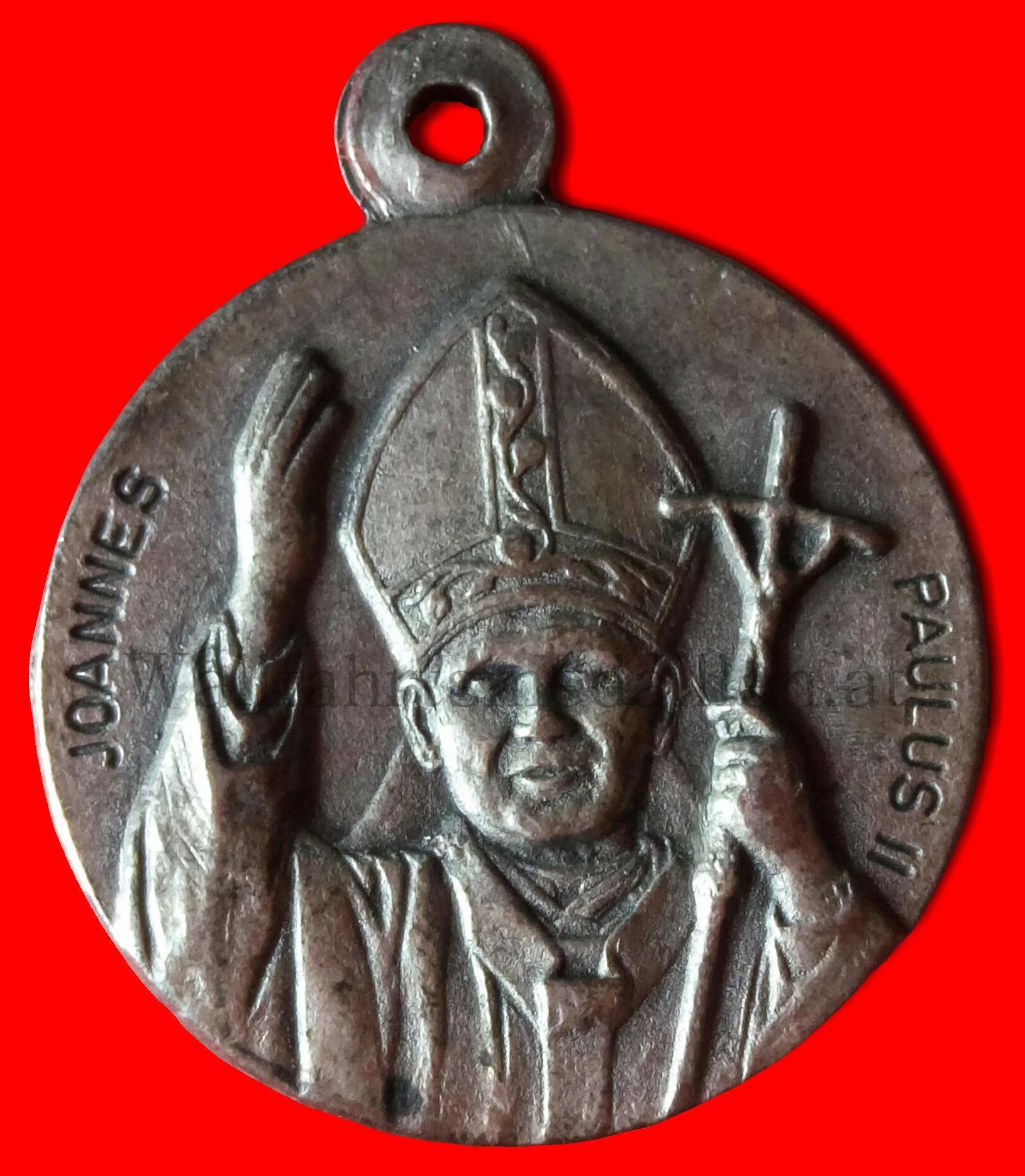 Papst Johannes Paul II
