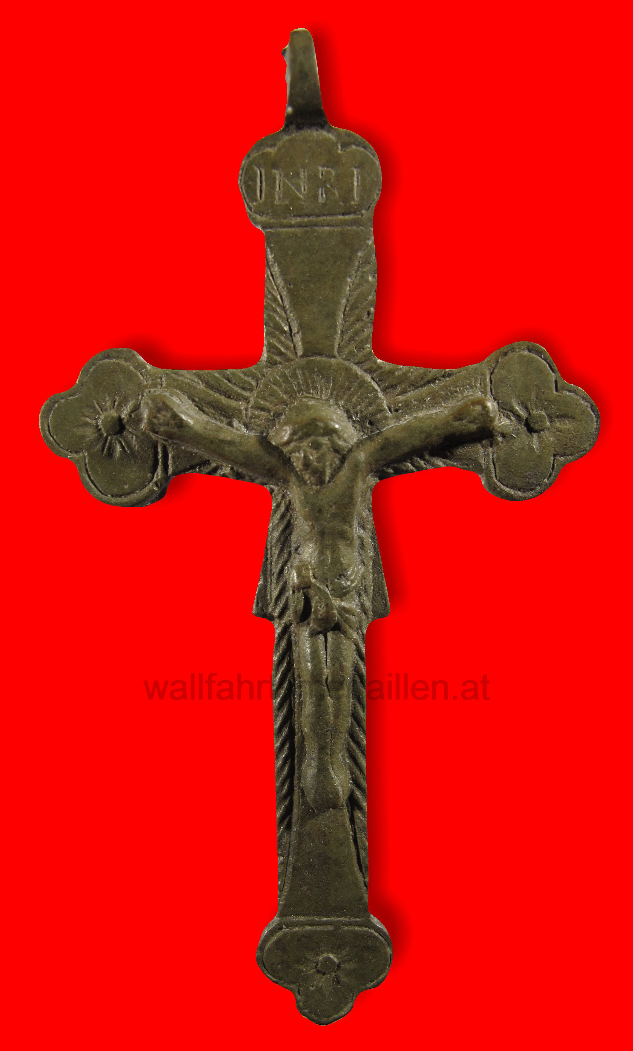 Wallfahrtskreuz aus Mariazell