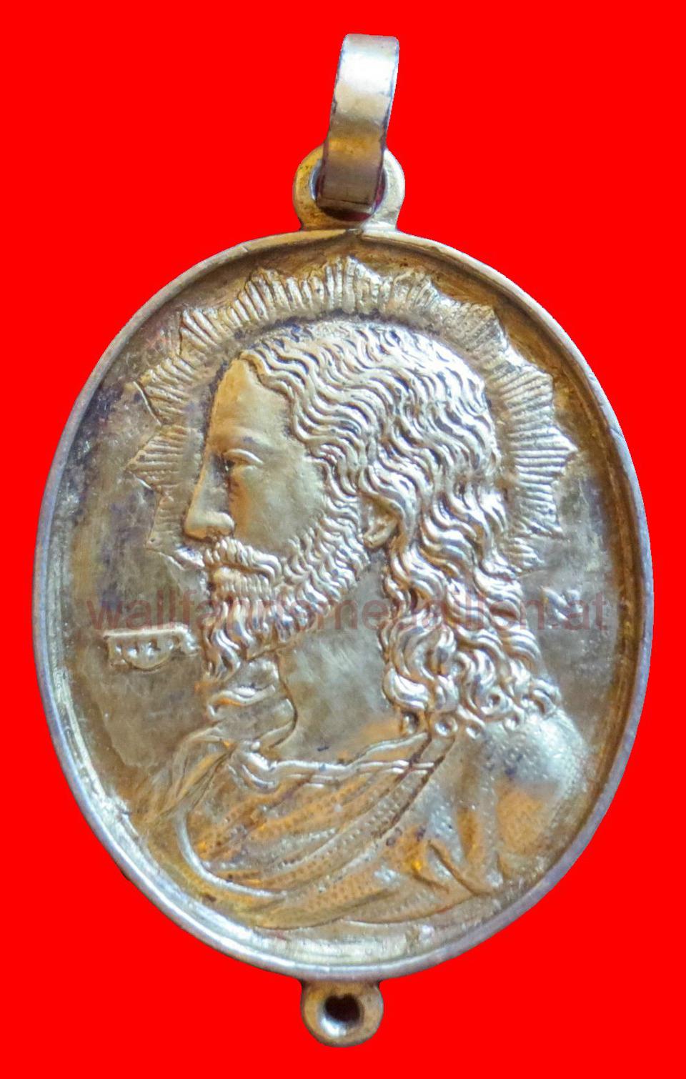 Jesus als Salvator Mundi