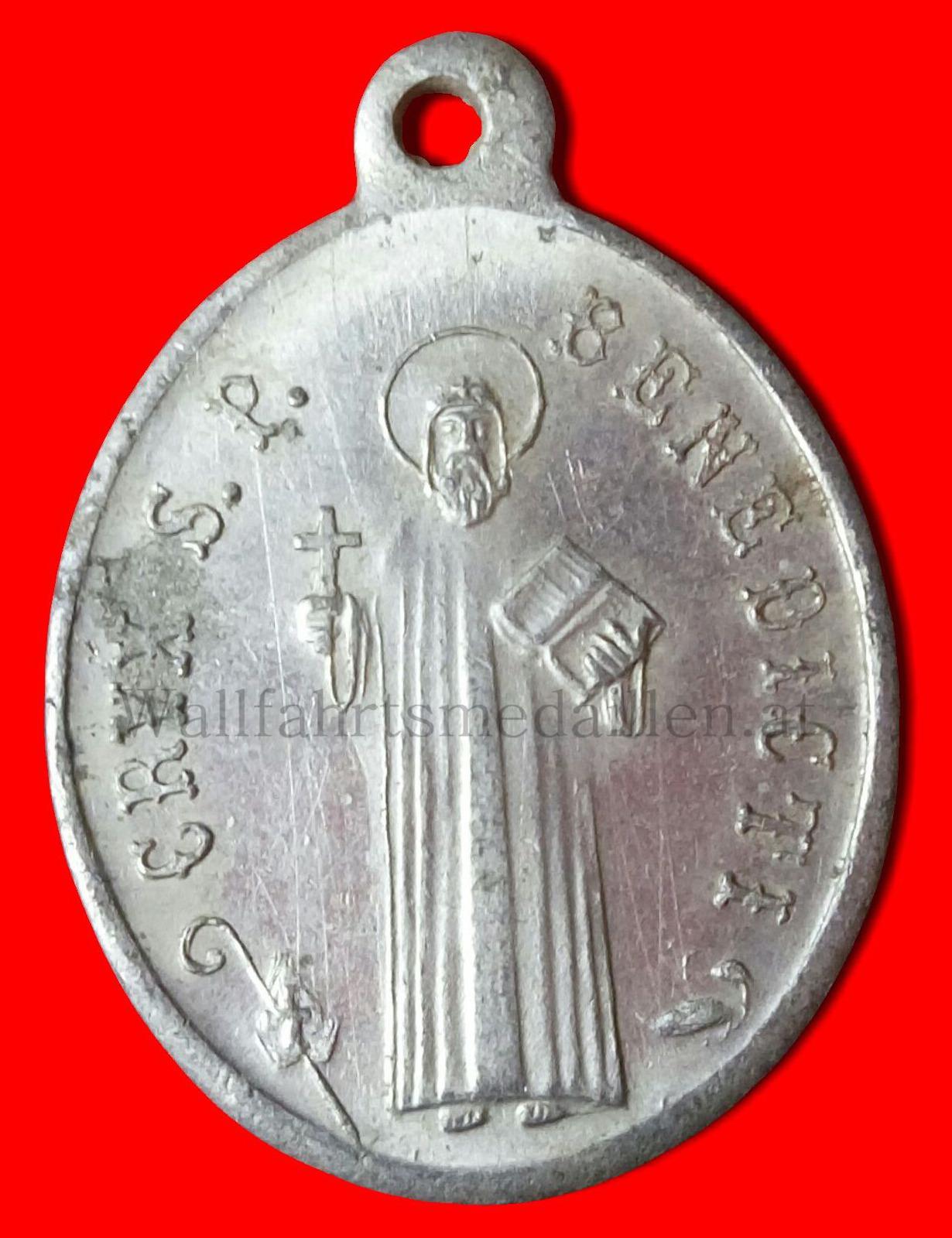 Benedikt von Nursia