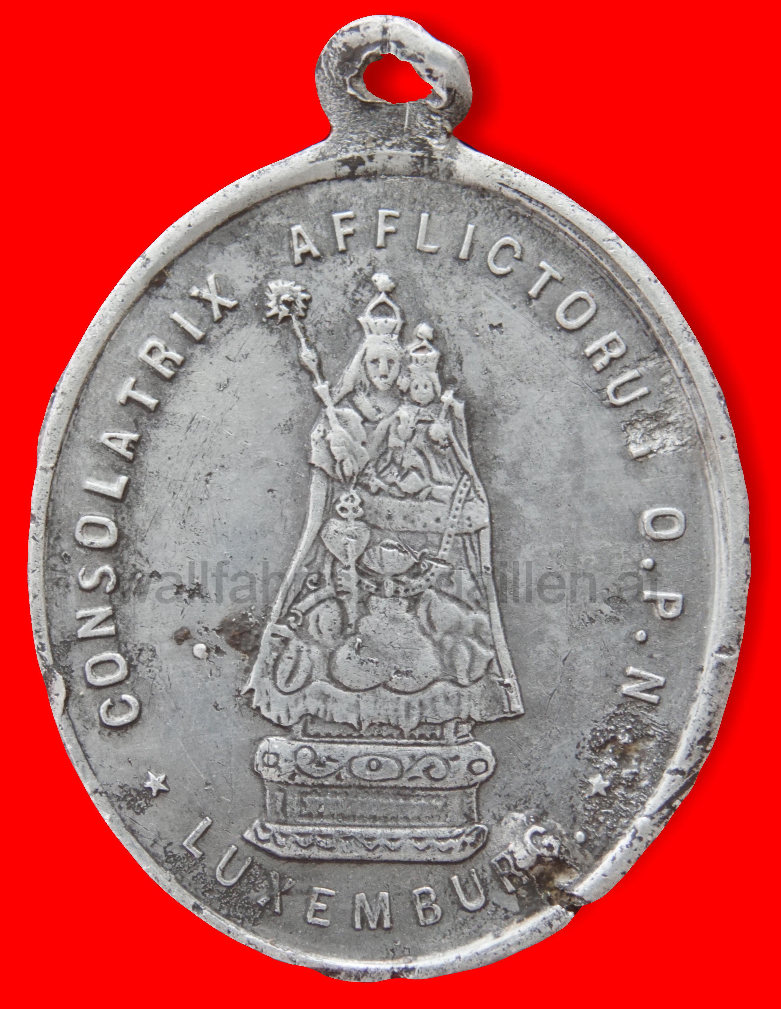 Wallfahrt Kathedrale unserer lieben Frau von Luxemburg
