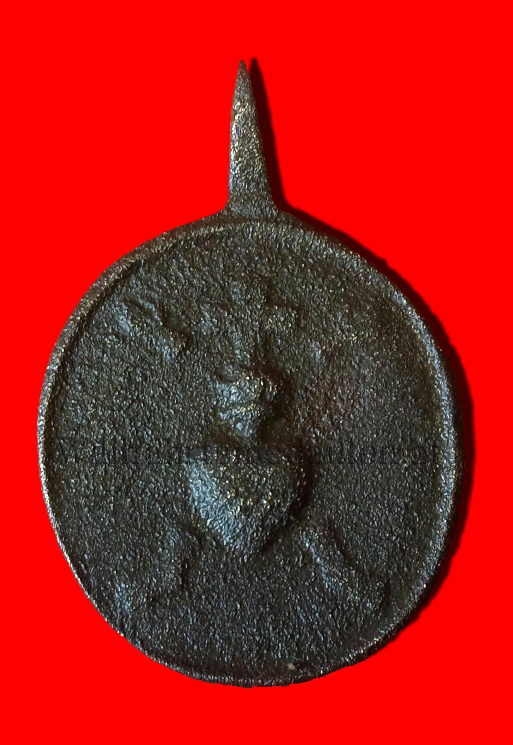 Das Zeichen der 1767 gegründeten 5 Wundenbruderschaft.