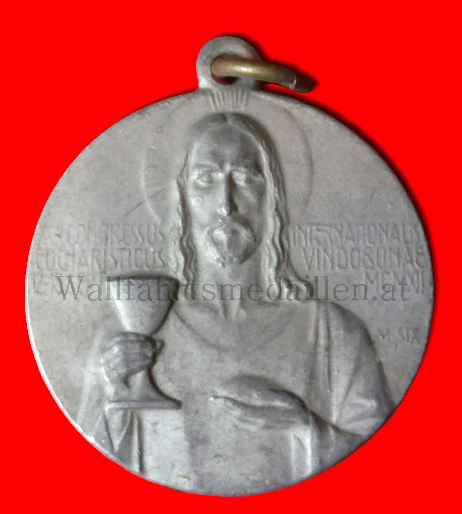 Jesus mit Eucharistiekelch
