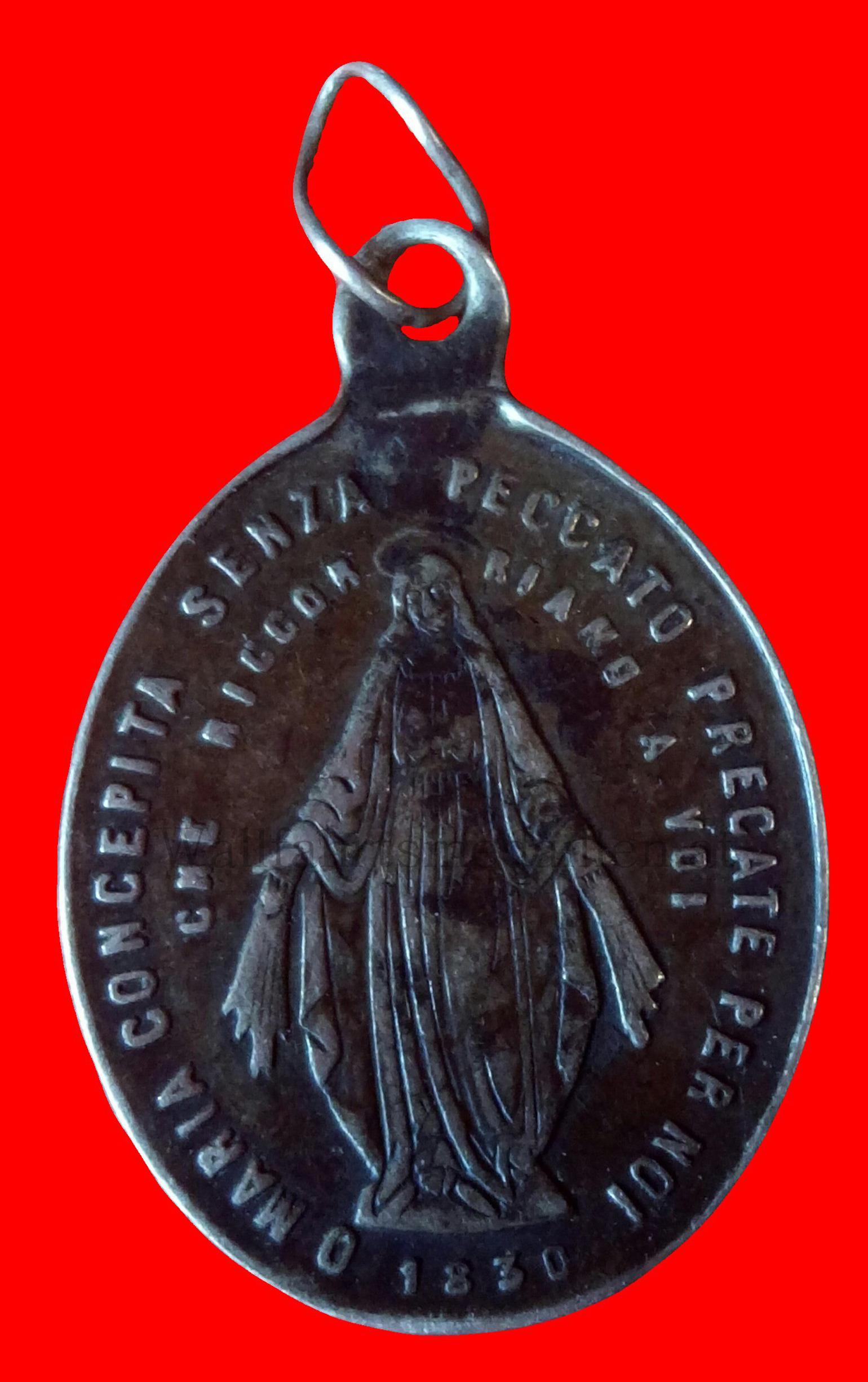 Die Marienerscheinung der Catherine Labouré