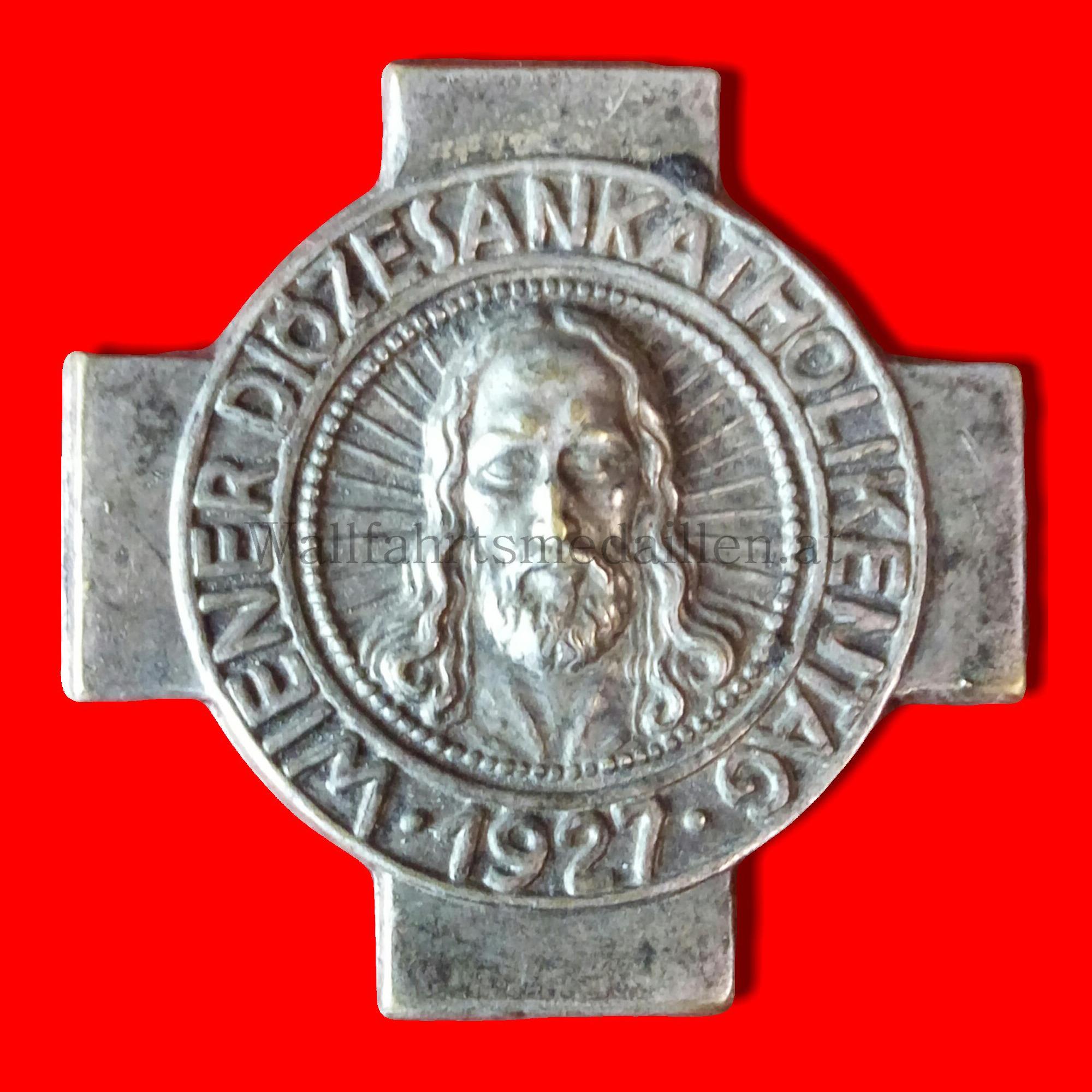 Diözesan Katholikentag Wien 1927
