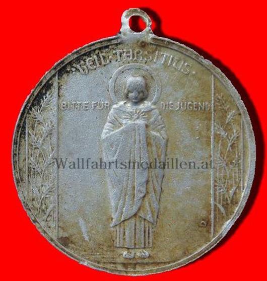 Medaille zur Weihung von Ministranten