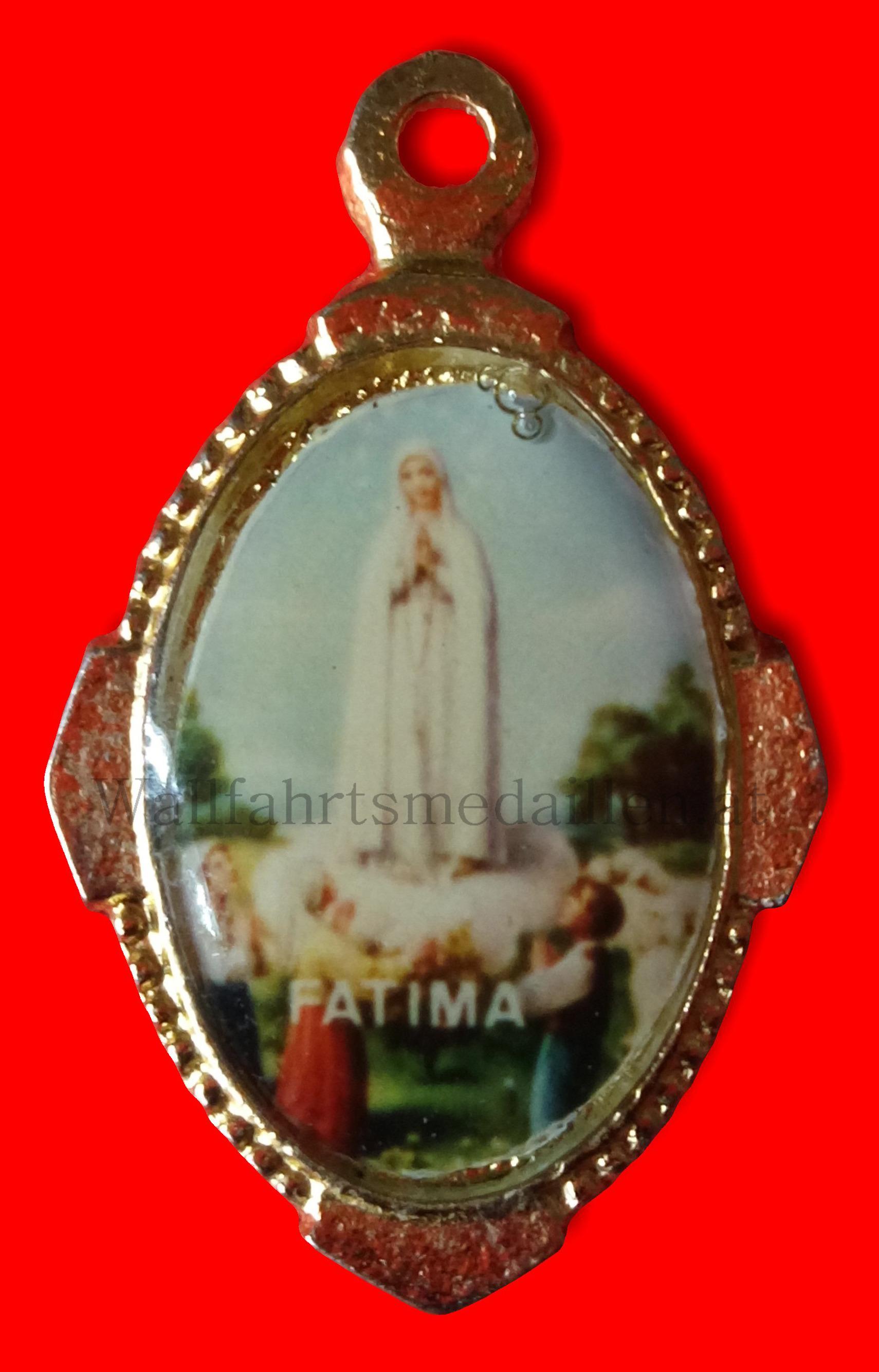 Die Marienerscheinung in Fatima