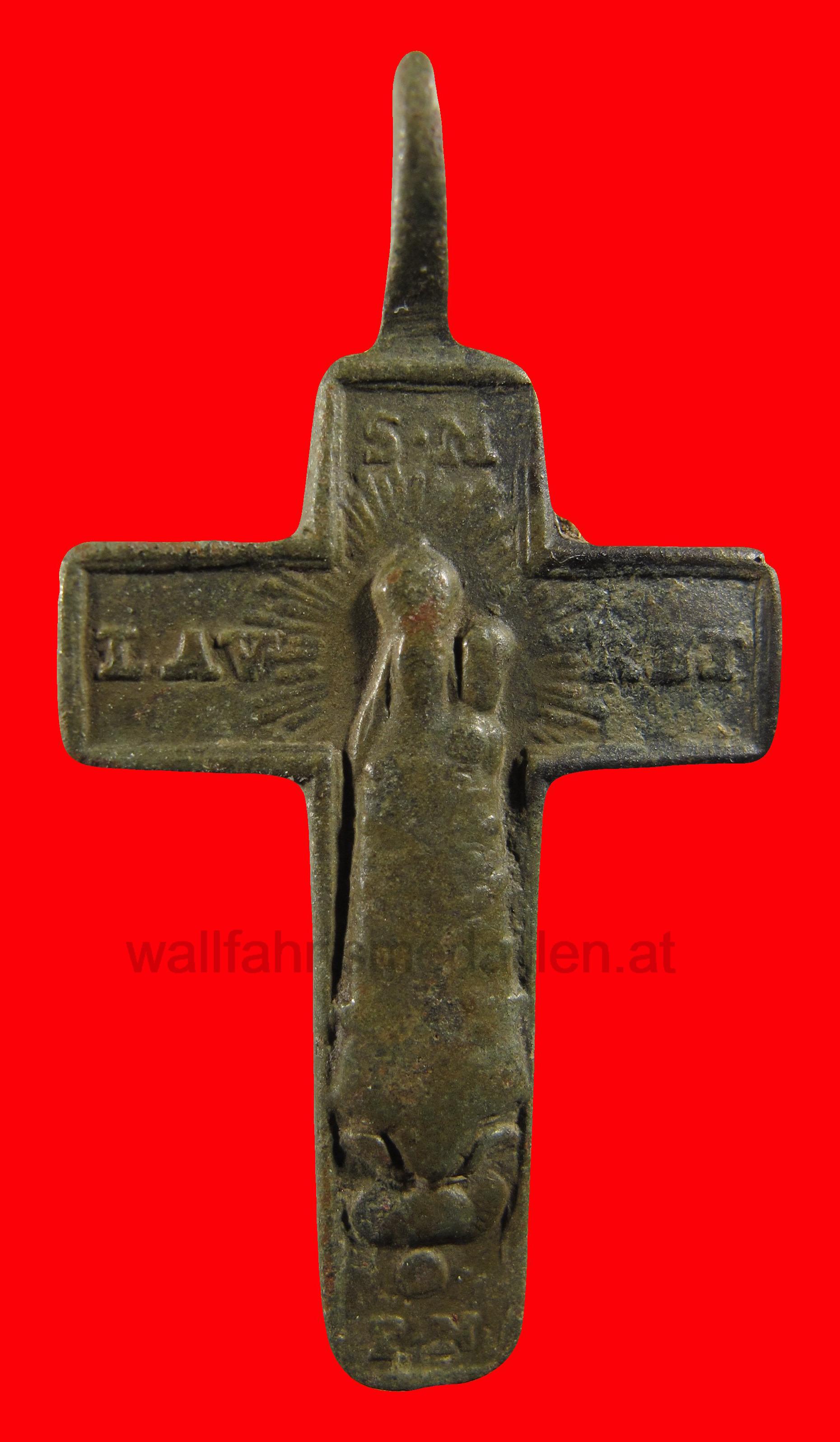 Wallfahrtskreuz aus Loreto