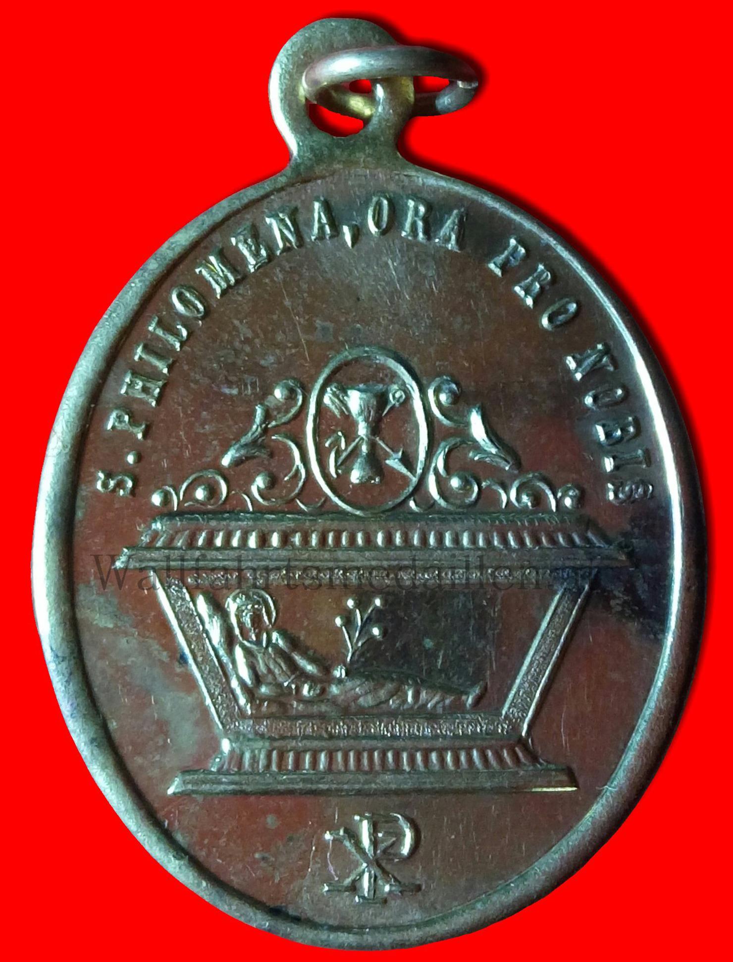 Gedenktag der heiligen Philomena von Rom
