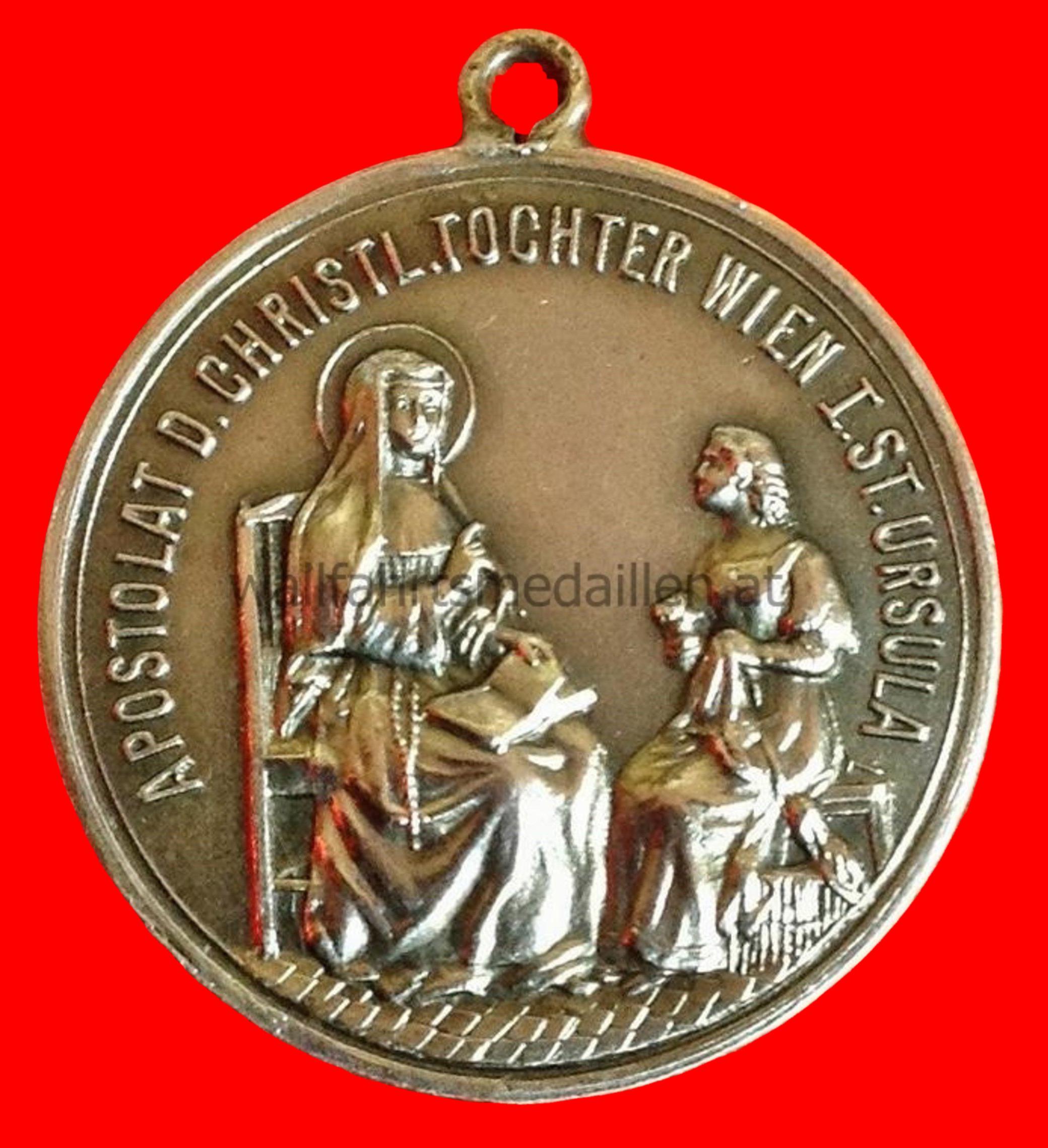 Apostolat der Christlichen Töchter Wien in Sankt Ursula