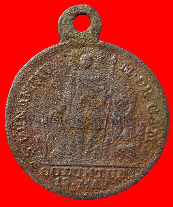 Der heilige Venantius von Camerino
