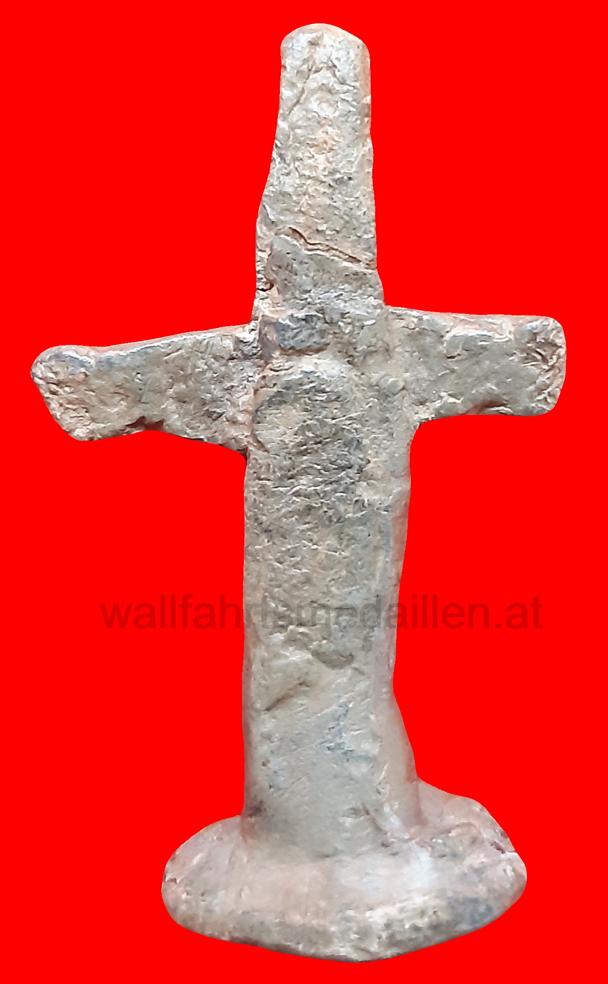 Blei Kreuz (Grabenarbeit)