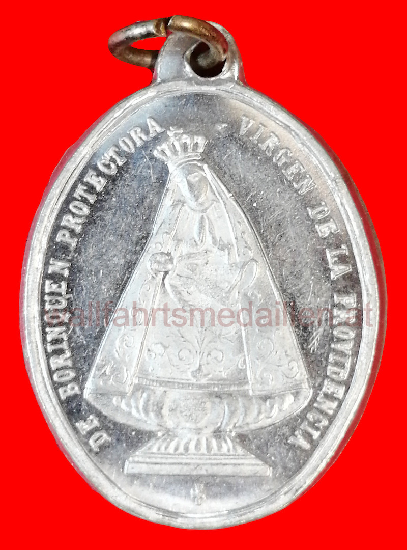 Wallfahrt Virgen de la Divina Providencia