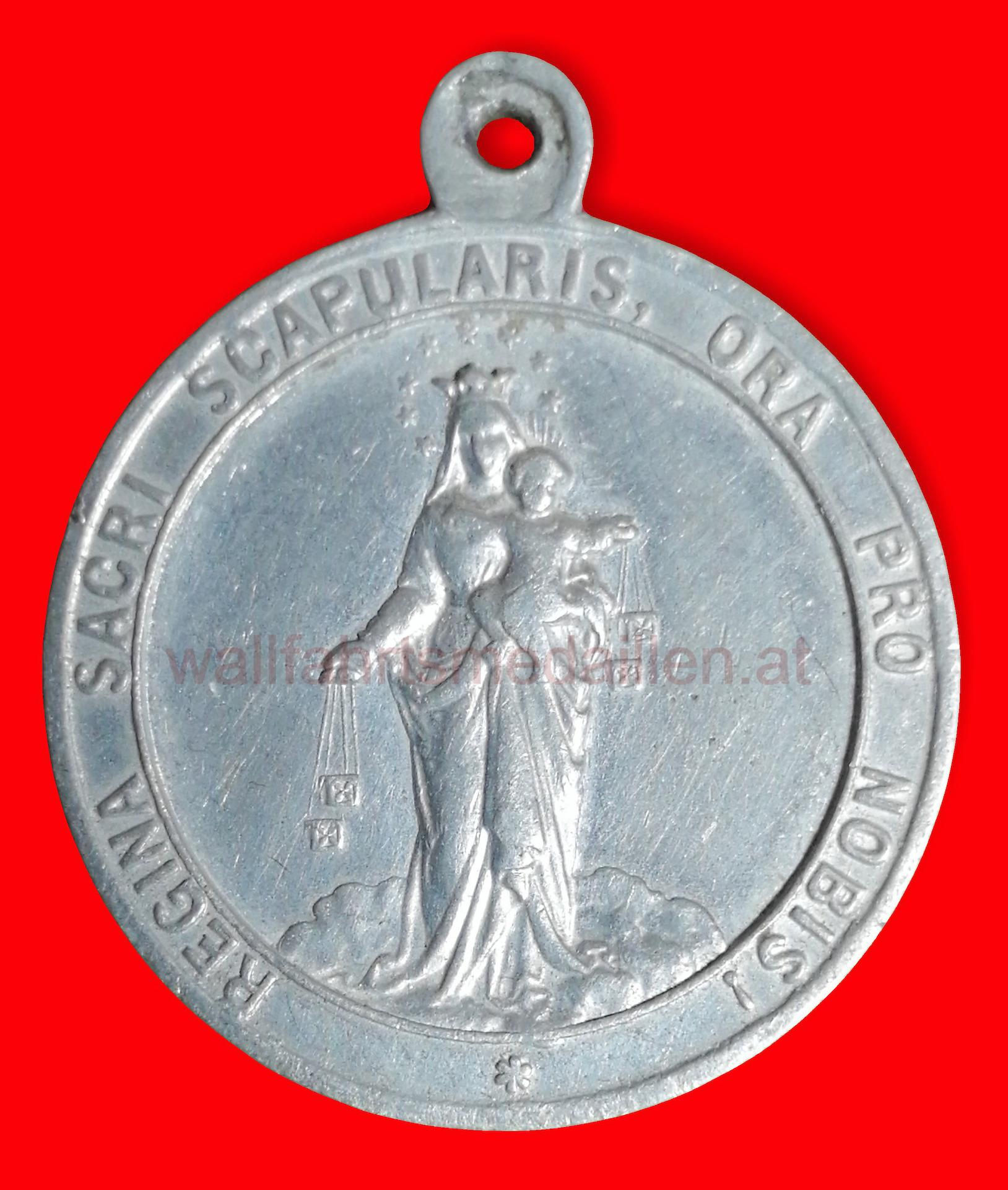 Skapulier Medaille