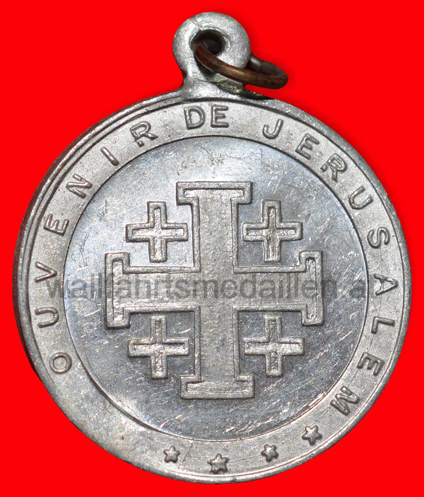 Wallfahrt Bethlehem - Jerusalem