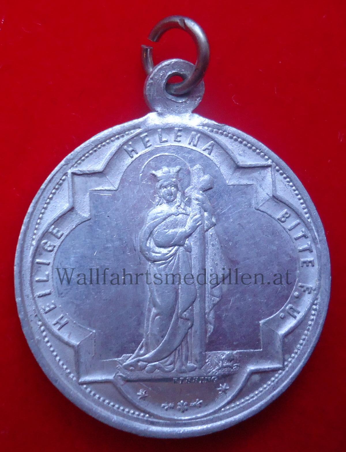 wundertätige medaille silber 18mm