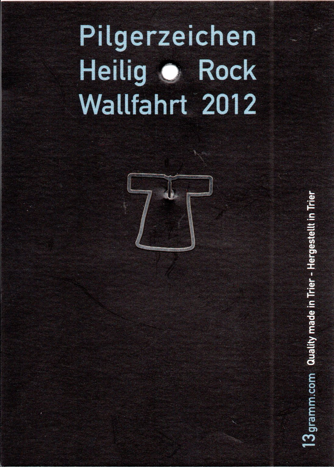 Wallfahrt Trier 2012