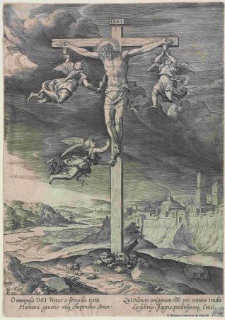 Das heiligste Blut Christi