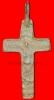 Bronzekreuz aus dem Barock, frühes XVIII Jhd
