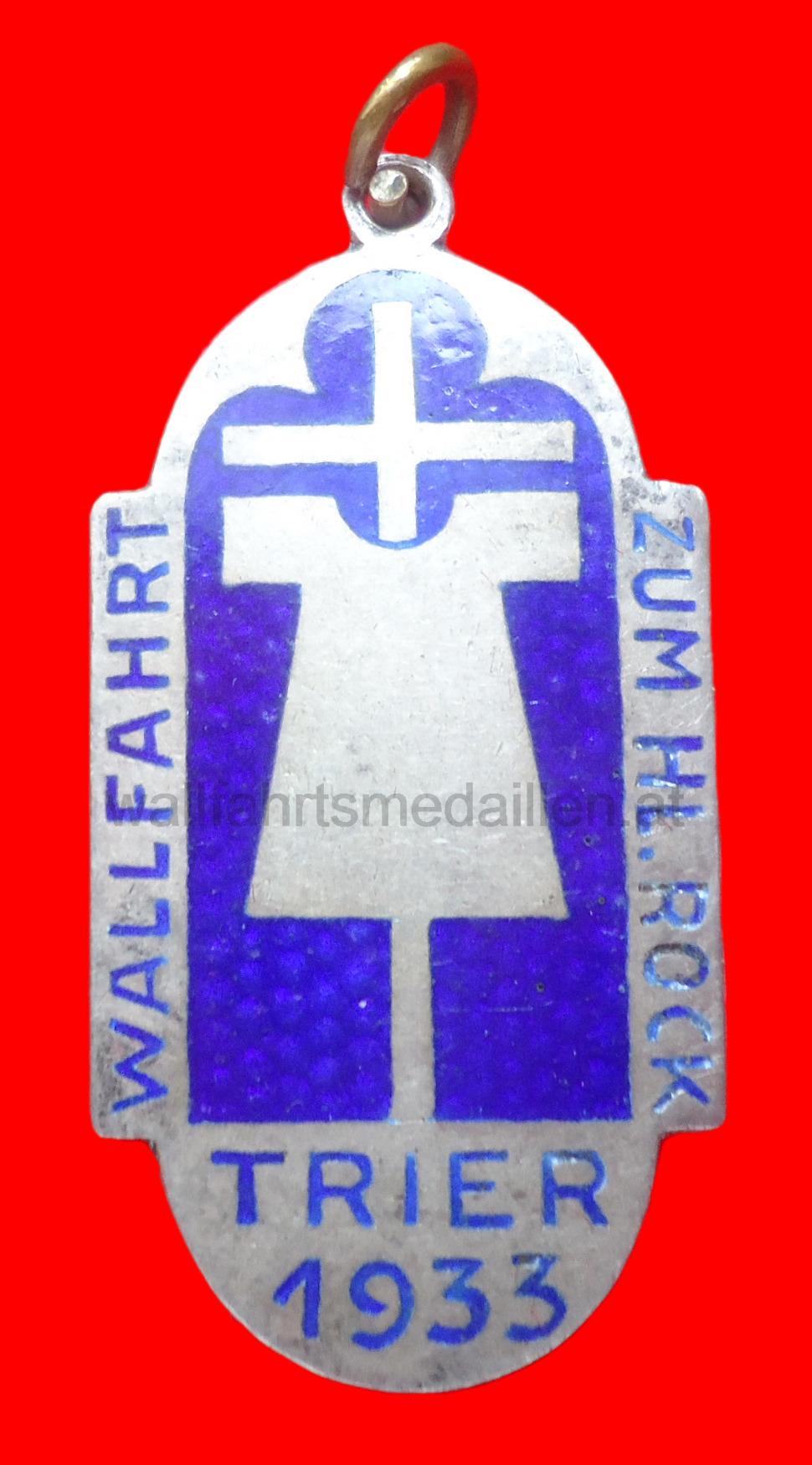 Wallfahrt Trier 1933