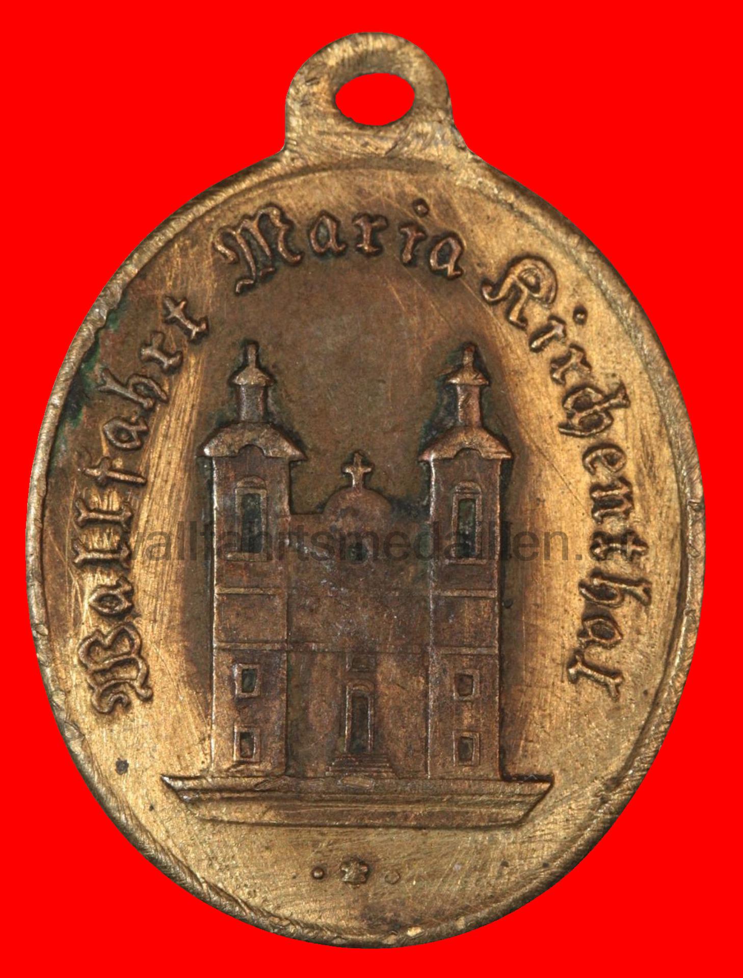 Wallfahrt Maria Kirchental bei Lofer