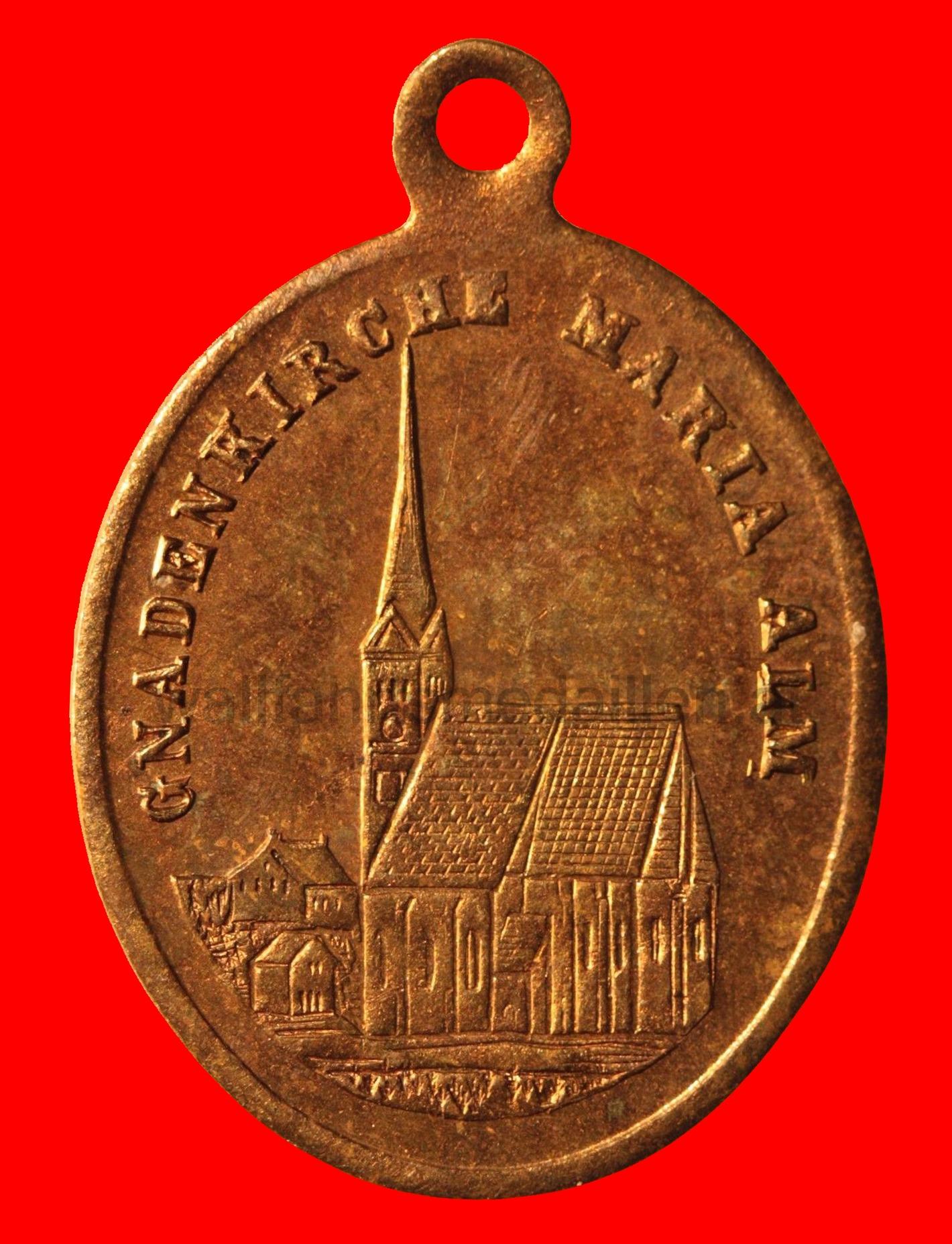 Walfahrt Maria Alm