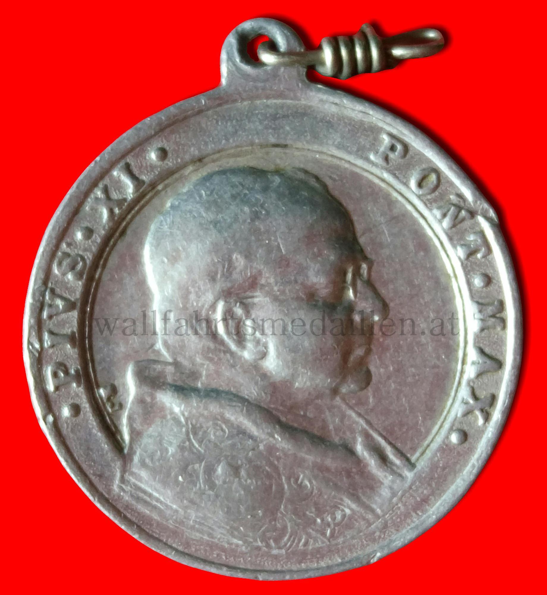 Papst Pius XI