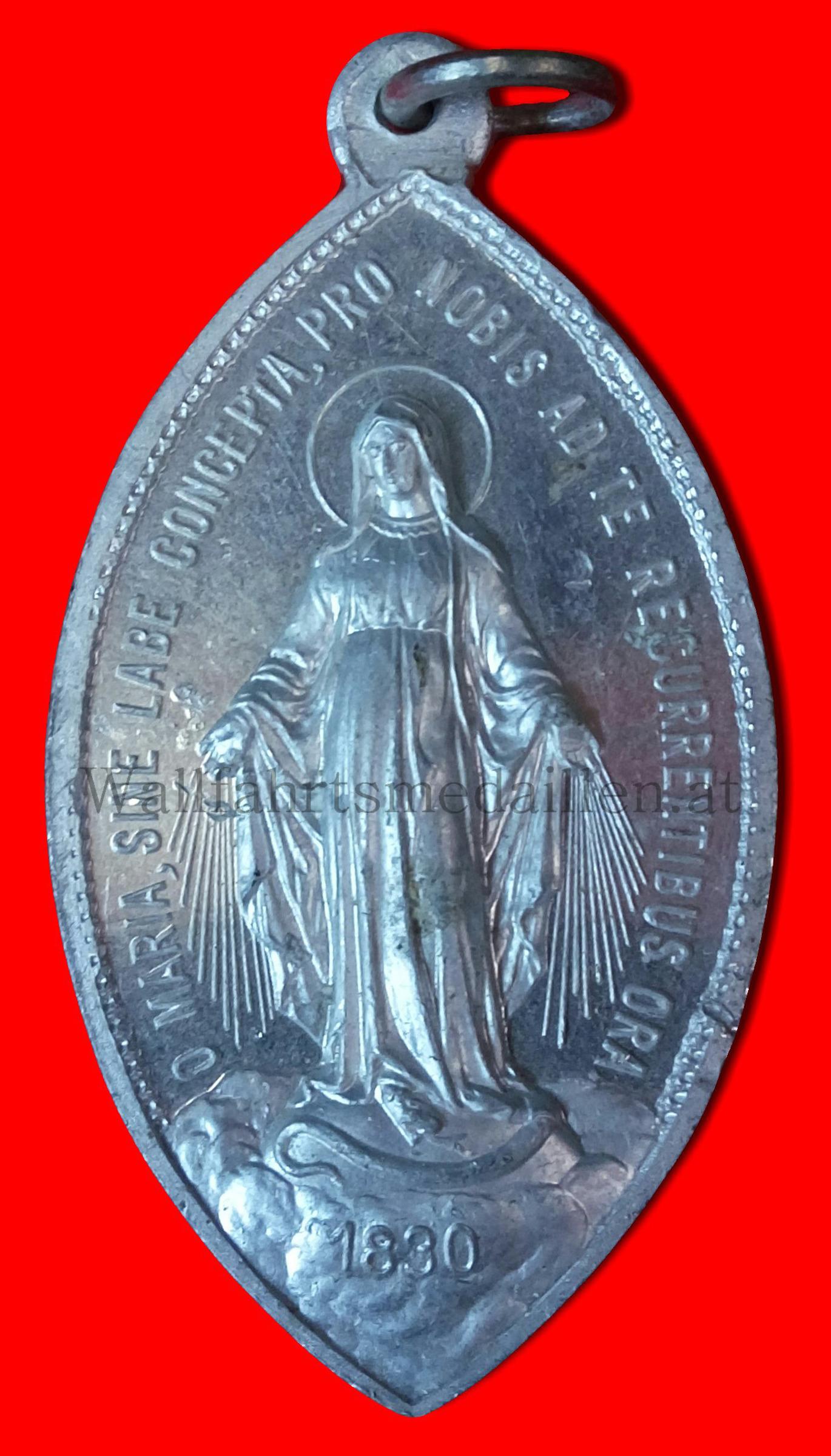 Wundertätigen Medaille