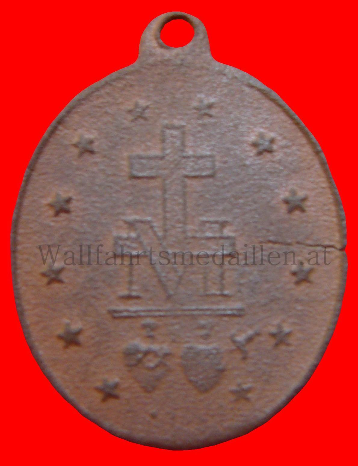 Wundertätige Medaille