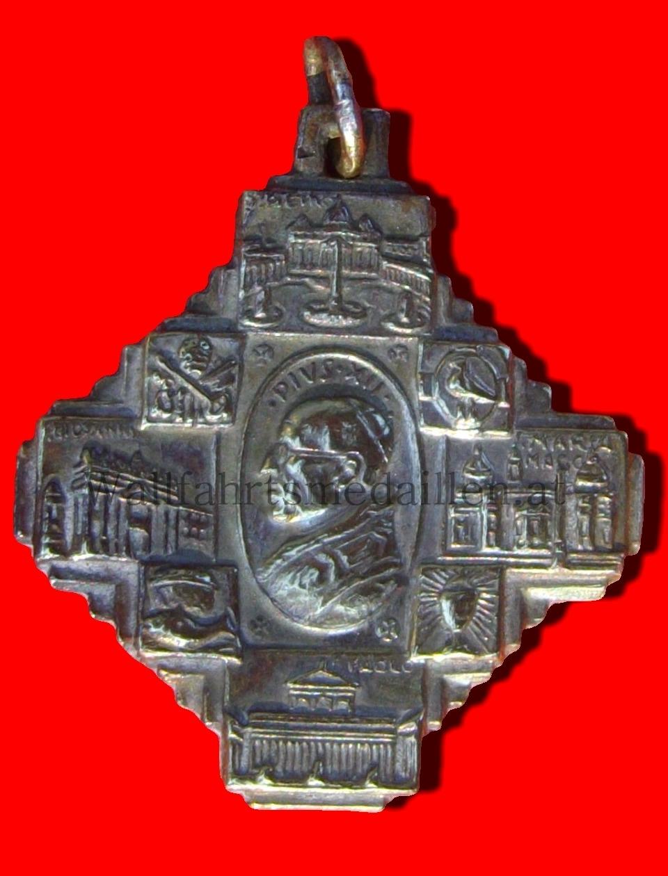 PIUS XII / Heiliges Jahr 1950