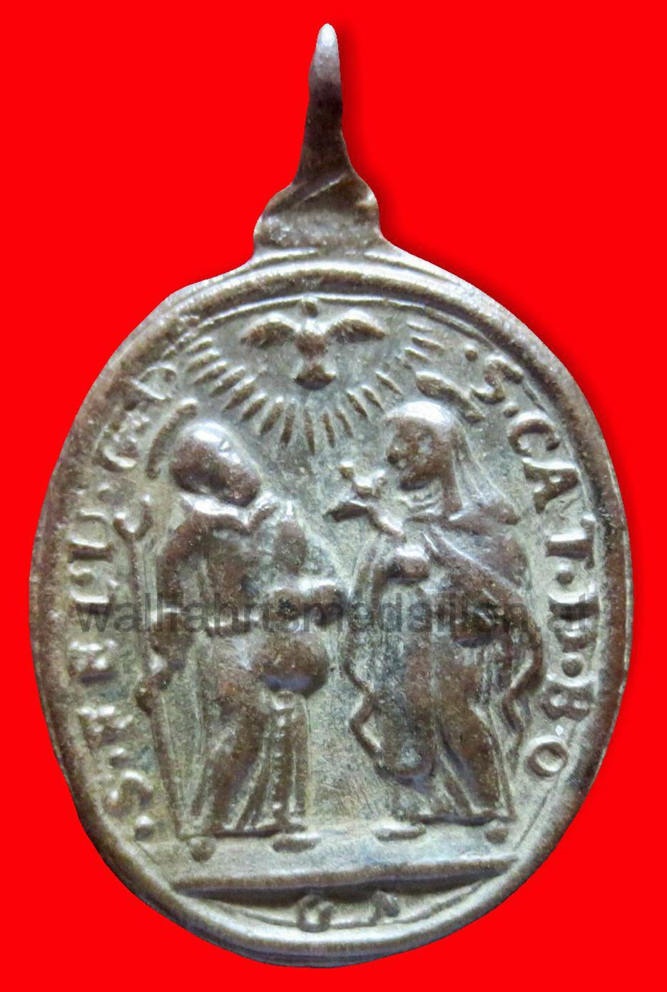Felix von Cantalice, Katharina von Bologna