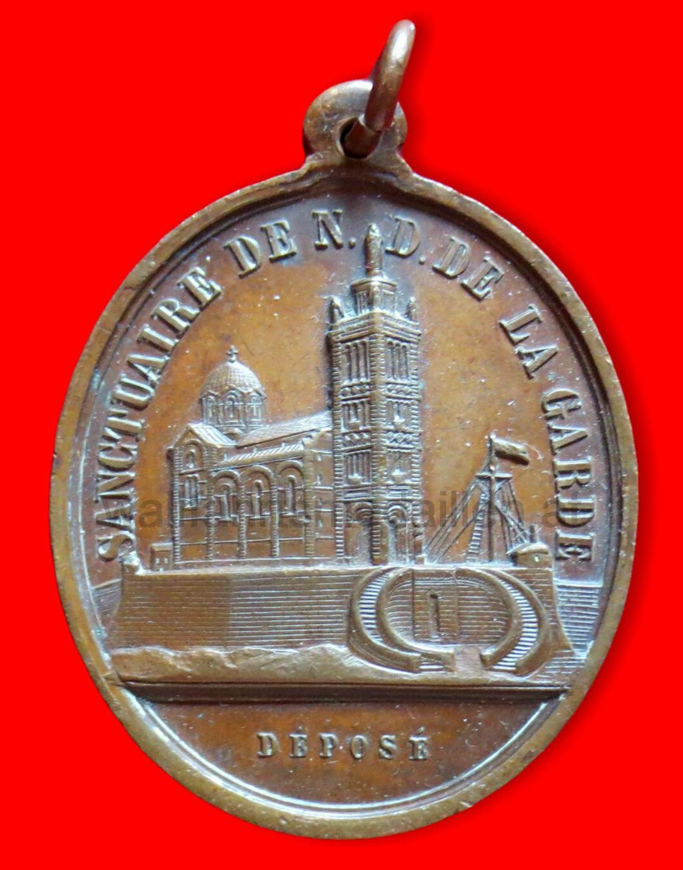 Wallfahrt Notre-Dame de la Garde