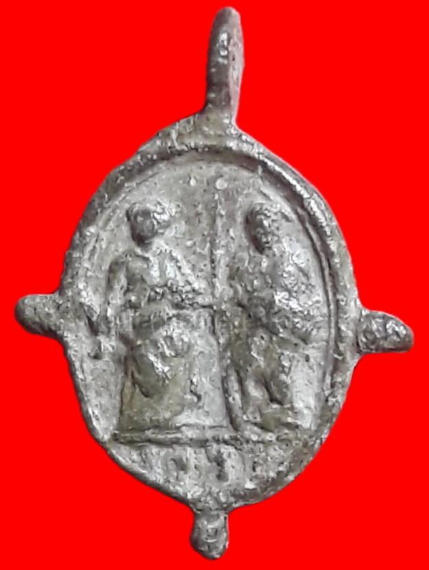Bernhardin von Siena u. Katharina von Siena