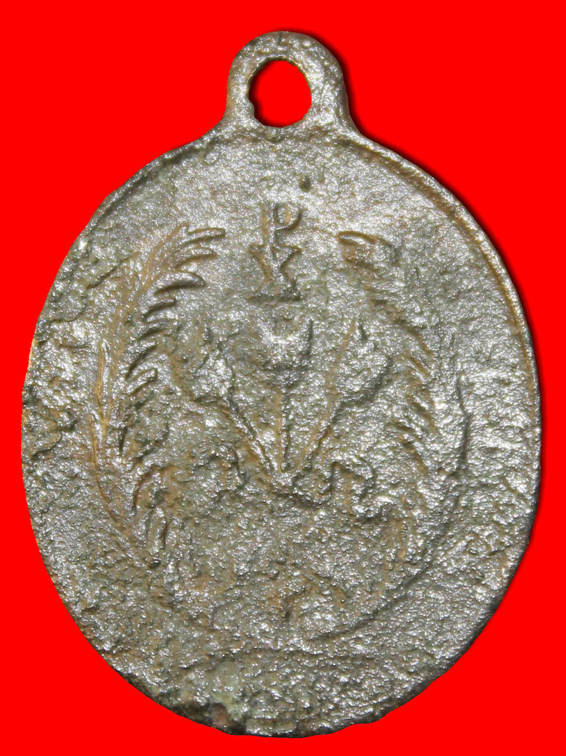 Die Attribute der heiligen Philomena von Rom