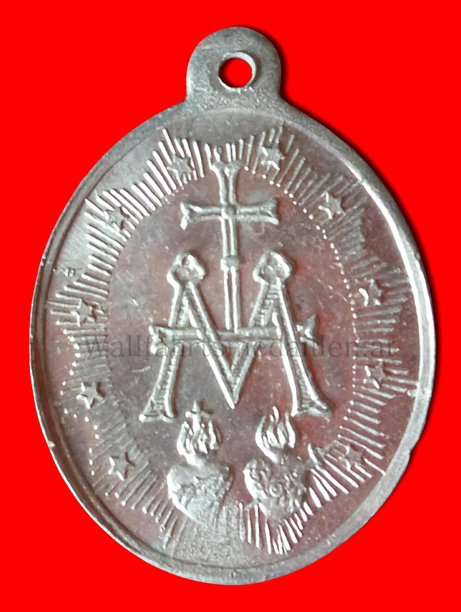RS der Wuntertätige Medaille