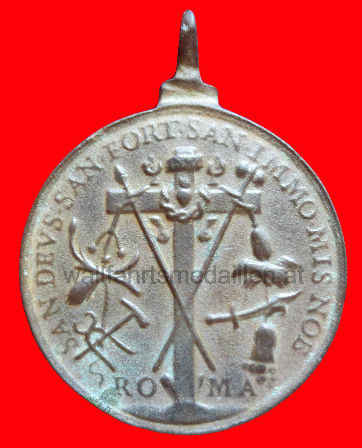 Passions Medaille