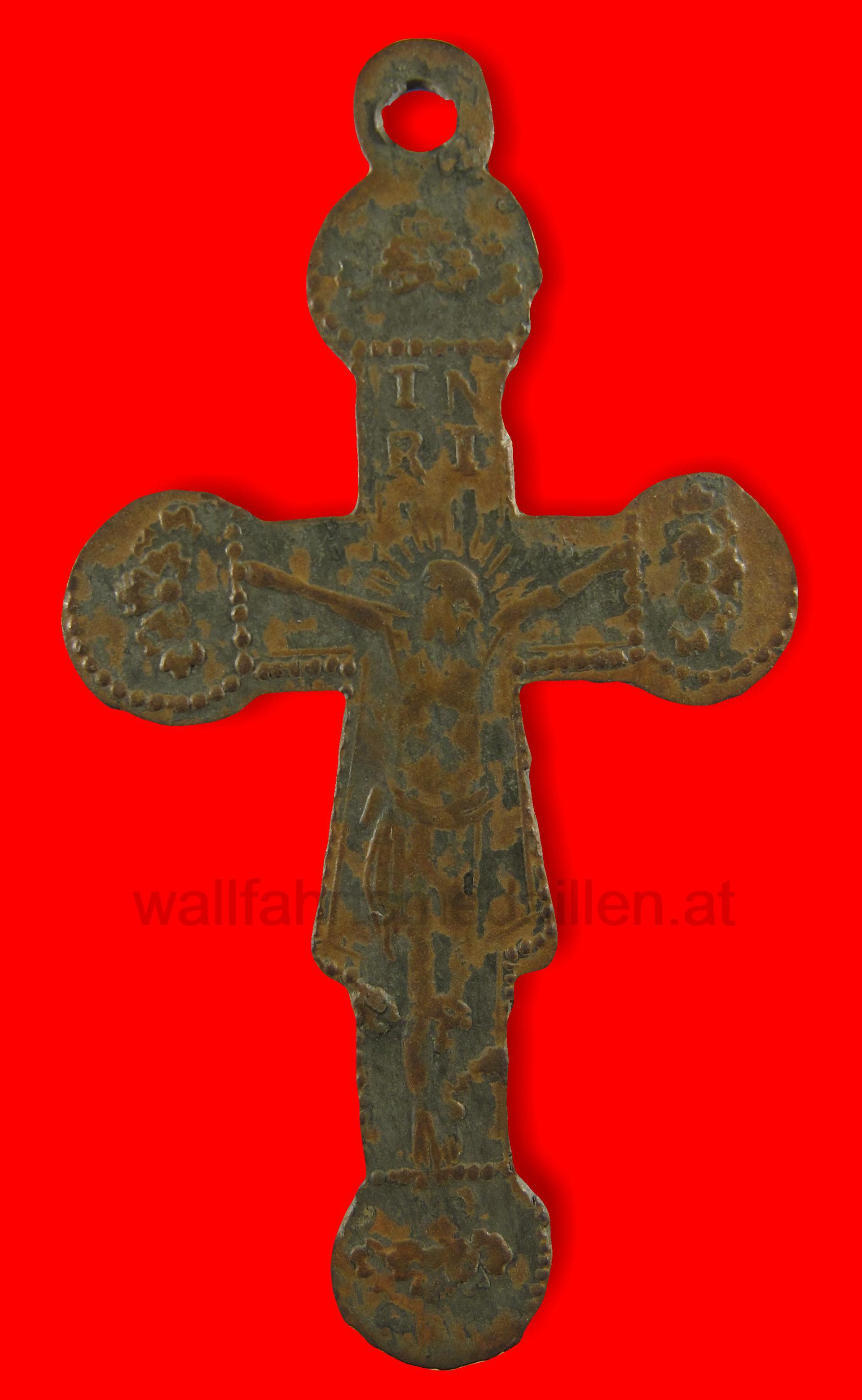 Wallfahrtskreuz aus Maria Zell