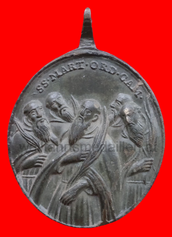 Die fünf Heiligen Brüder