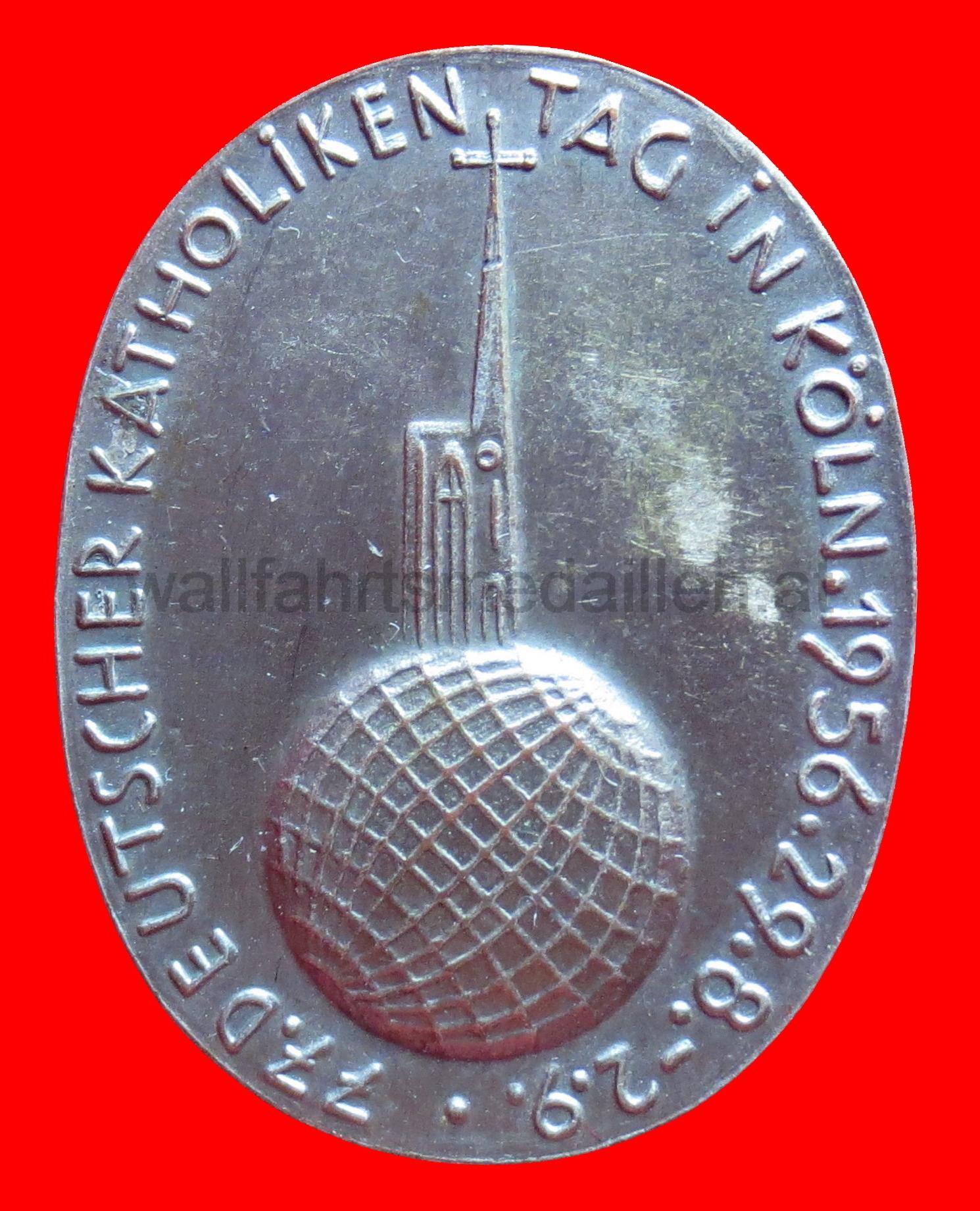 77 Katholikentag Köln 1956