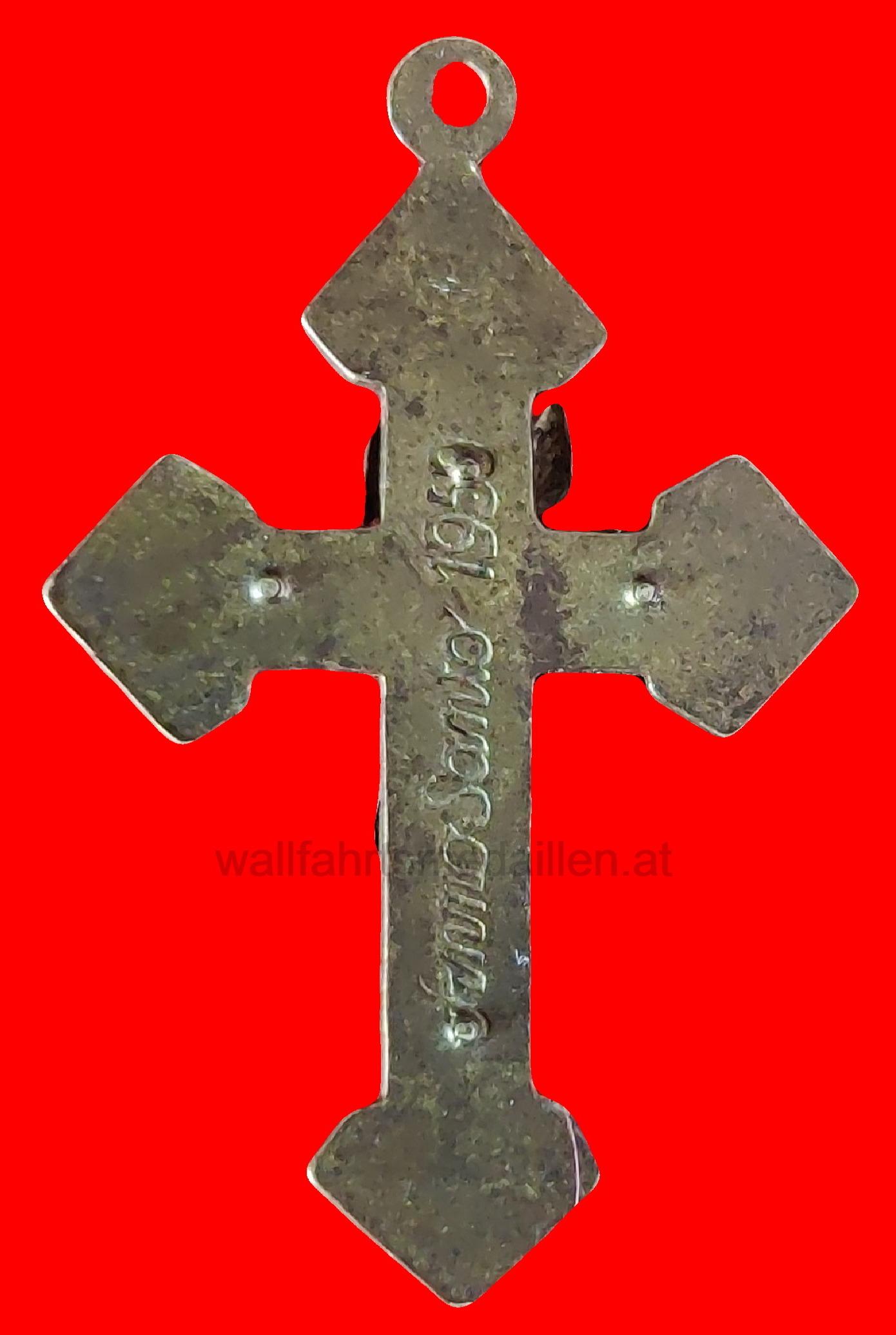 Dreipasskreuz XIX Jhd